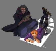 TEAM CASTER by iiwang