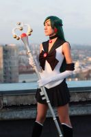Sailor Pluto by tajfu