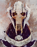 General Grievous by nicollearl