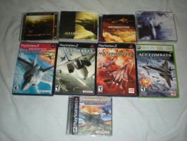 Ace Combat collection by fighterace2688