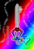 Keyblade - The Beginning - by WeapondesignerDawe