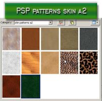 psp patterns skin a2 by feniksas4