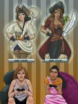 Alter Ego lines by GreenieGurl by carol-colors
