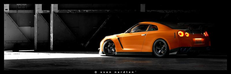 Nissan GT-R - Other Version by svennardten-design