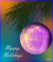 Happy Holidays by Tomatogrower