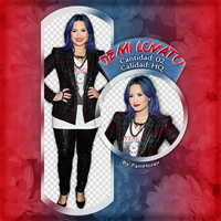 Photopack PNG / Demi Lovato / 09 by PamHoran