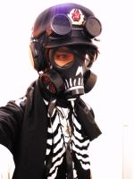 Gas Mask by Taurus-ChaosLord