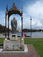 Angel Statue, Southsea by ggeudraco