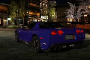 Chevrolet Corvette ZO6 by Silnev
