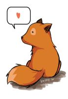 .waiting for love. by horror-child