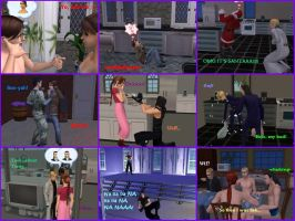My Video Game Sims No.2 by cloudlvr1