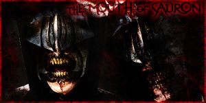 THE MOUTH OF SAURON v2 by Tarka