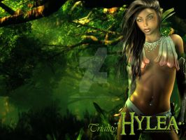 HYLEA by RainfeatherPearl