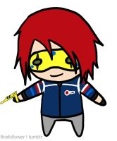 chibi - Gerard Way by meia013