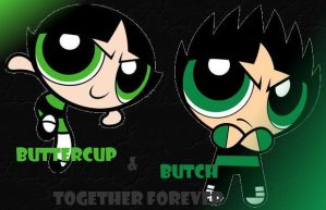 Buttercup x Butch by Subject001