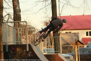 BMX by RaironK