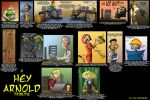 Hey Arnold - A decade and a half later by Kroizat
