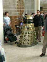 Dalek 2005 by CuriousCreatures