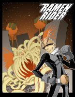 RAMEN RIDER GO by Lysol-Jones