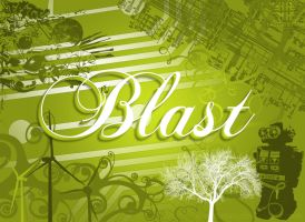 Blast Grow Poster by jhasson