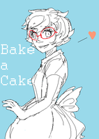 Bake A Cake by RoyalLie