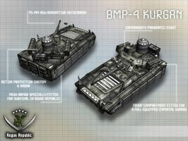 BMP-4 Kurganets by Giant-Lynx