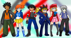 Crossfire Defense Force ~Commission~ by Xero-J