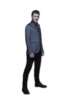 Joseph Morgan PNG. by delenasholt