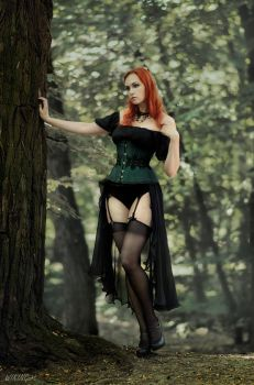 Gothic Seduction [3] by Luin-Tinuviel