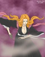 Matsumoto Rangiku - Haineko by Xpand-Your-Mind