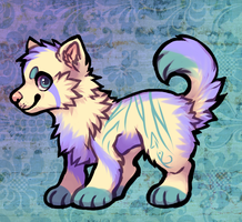 Offer to adopt! OPEN by SilverNachtmahrAdopt