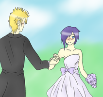 Wedding - Zemyx Day 2012 by curiousrei