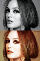 Leighton Meester Coloring by byCreation
