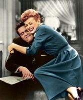 I love lucy in color by poo-on-you