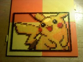Pika Perler by dylrocks95
