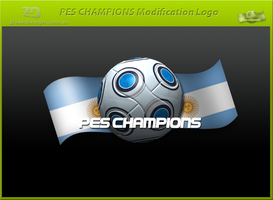 PesChampions Modification Logo by nekarg