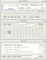 AdvancedPC for Winamp by tool-hippy