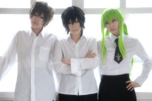 Code Geass Uniform by touyahibiki