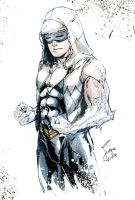 Captain Cold New52 by onlyfuge