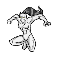 White Tiger - Ultimate Spiderman by Ask-Bud