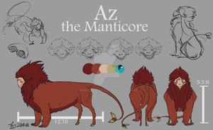 Official Reference: Az 2012 by Weavrrcat