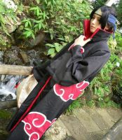 Me as Itachi 3 by MIUX-R