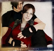 Claire and leon Photo #2 by Jill-Redfield90
