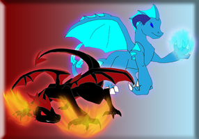 The Dragons by Doomdrao