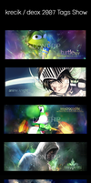Tag's Wall.. by deoxgfx
