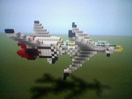X Tornado Minecraft V2 by SurgeCraft