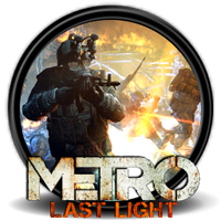 Metro Last Light Icon 1 by Komic-Graphics