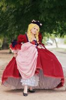 Austrian Princess by Lilian-hime
