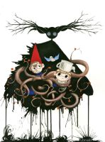 Over The Garden Wall by Chr-ali3