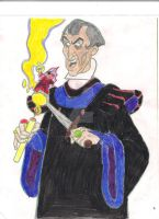 FROLLO LOVE AND EVIL JUDGE by frolloesmeraldalove
